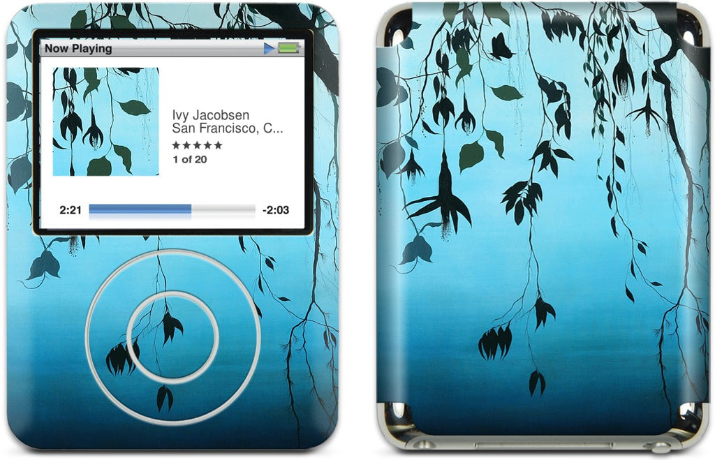 Retreat iPod Skin