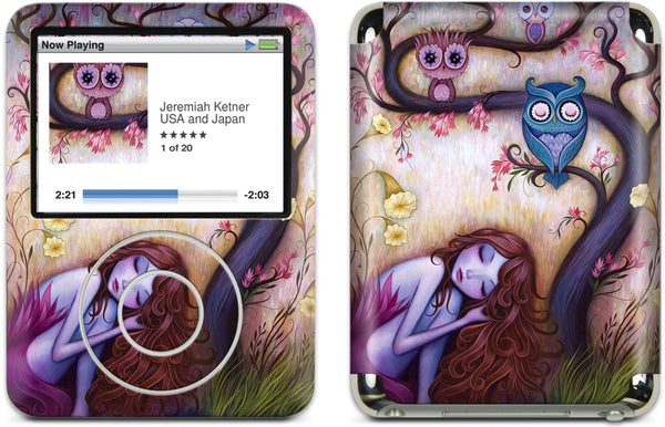 Wishing Tree iPod Skin