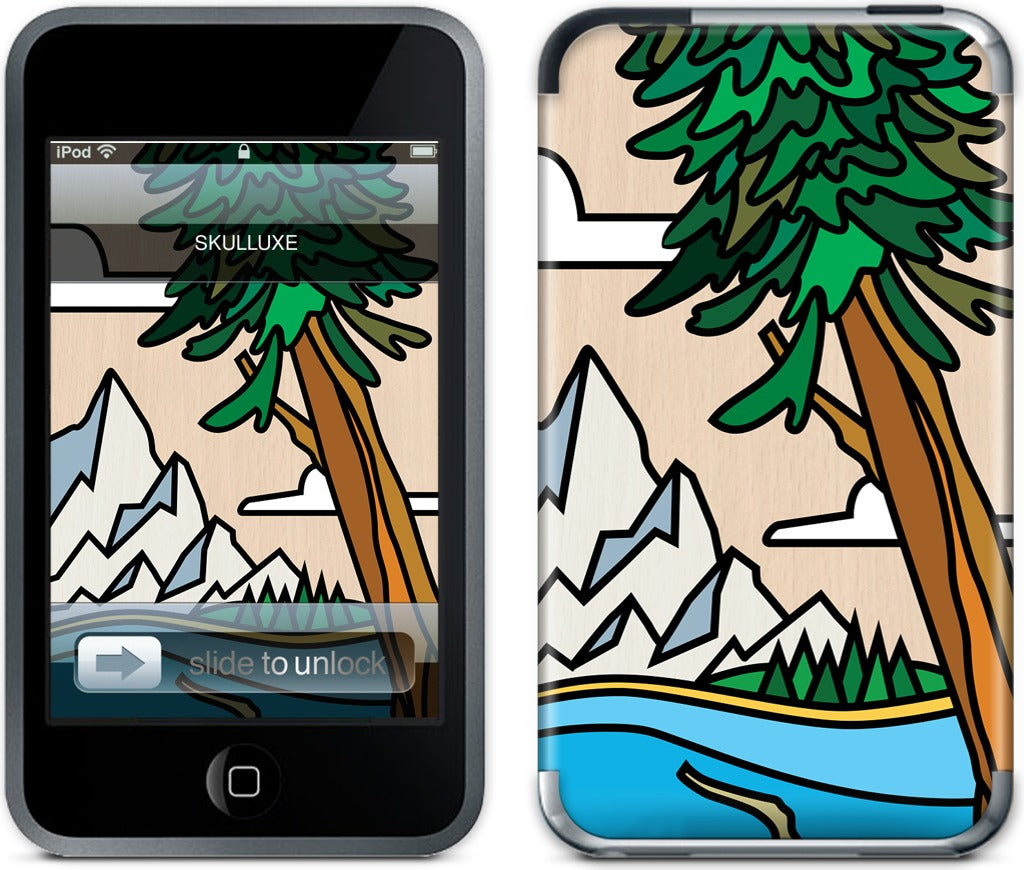 Up North iPod Skin