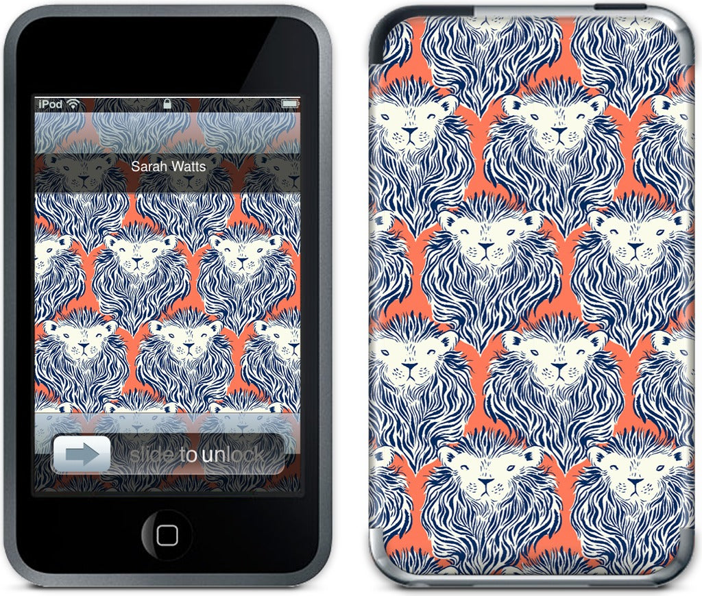 Monarch iPod Skin