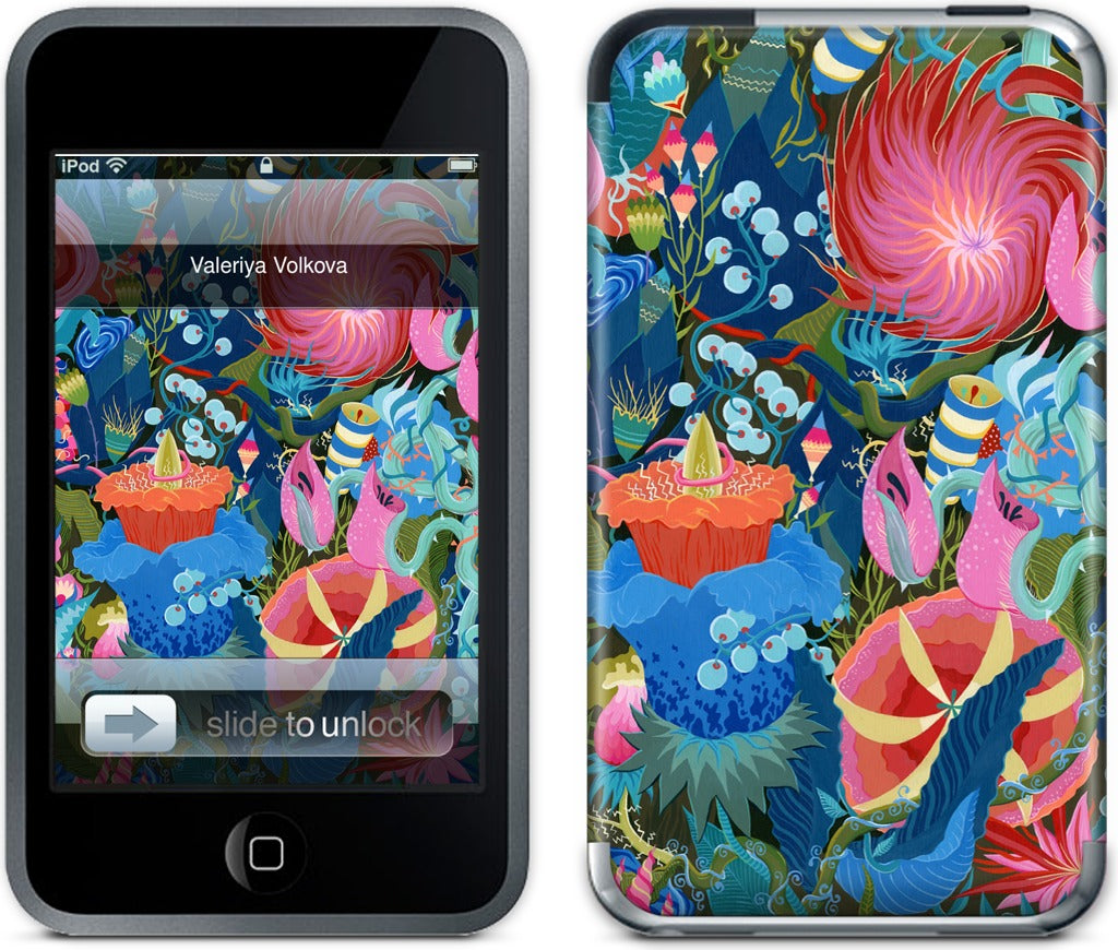 Another Garden iPod Skin