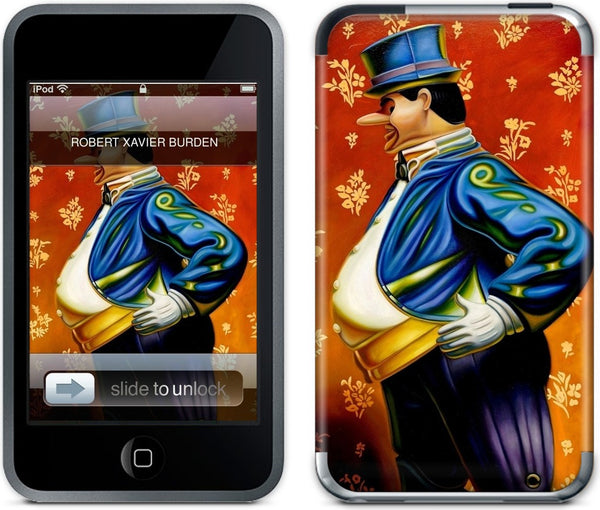 The Penguin iPod Skin