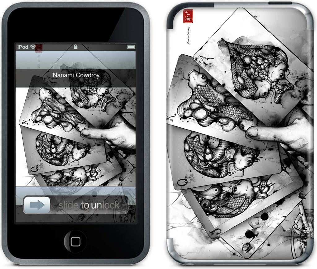 Royal Flush iPod Skin