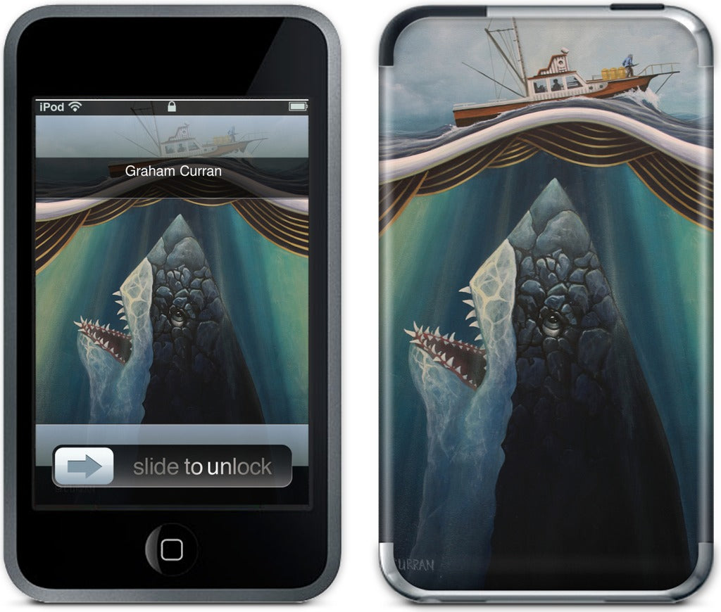 Little Boat (Jaws) iPod Skin