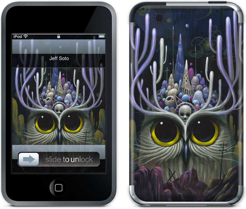 New Growth iPod Skin