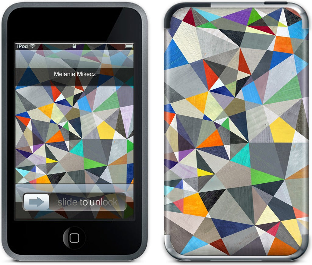 Seeing Stars iPod Skin