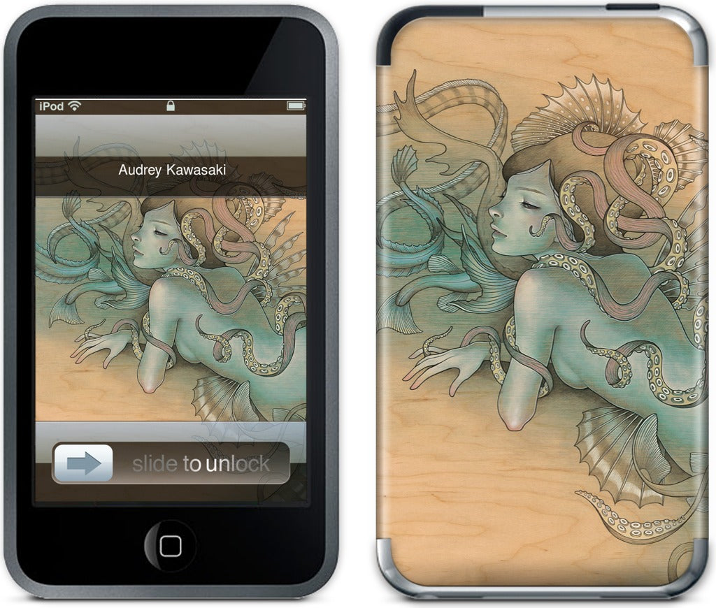 Enrapture' iPod Skin