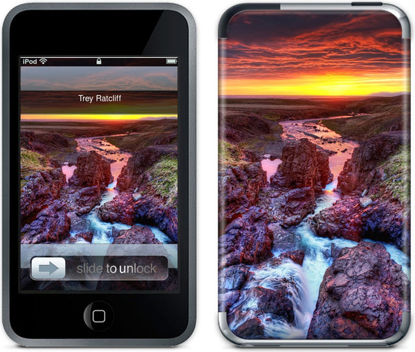 The Solstice iPod Skin