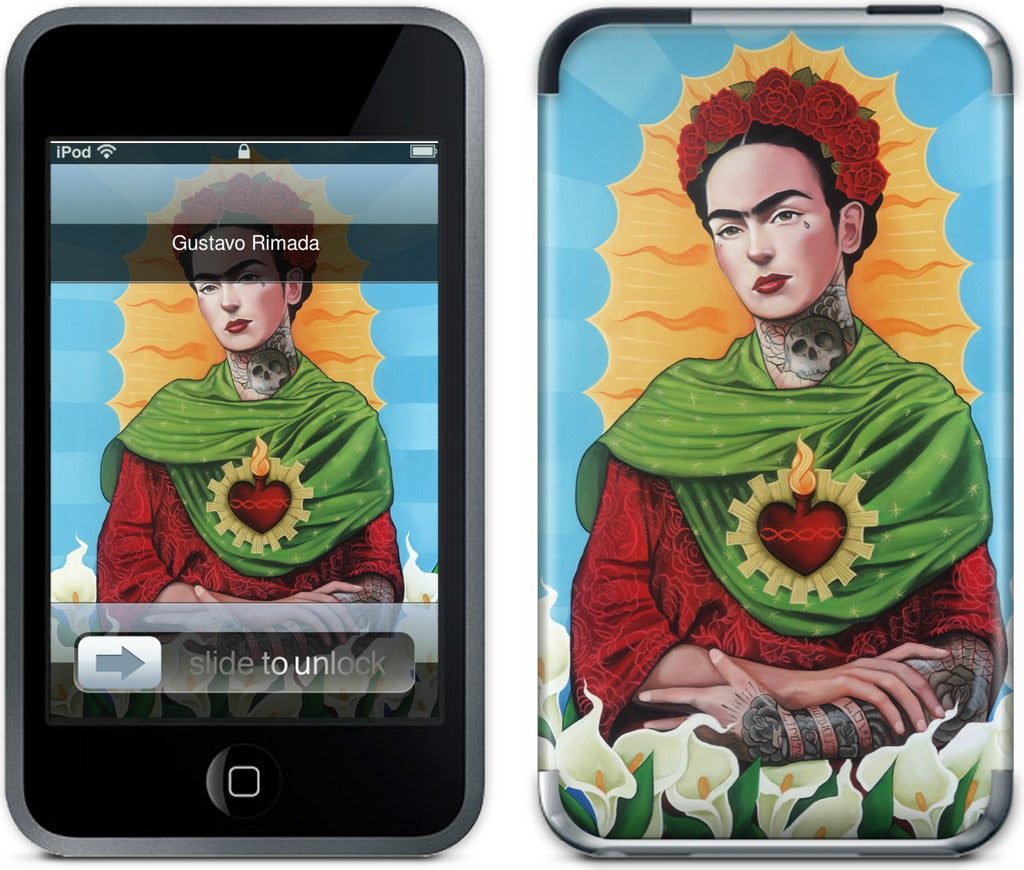 Querida Frida iPod Skin