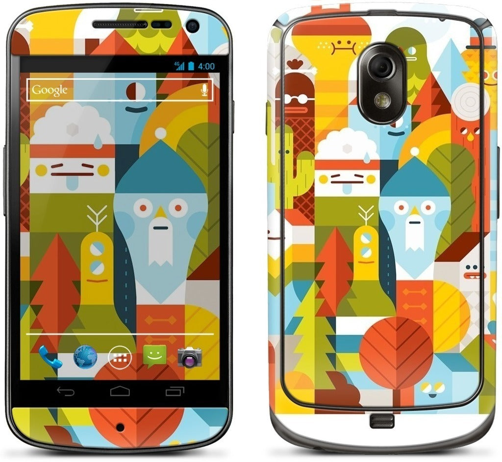 City Samsung Skin