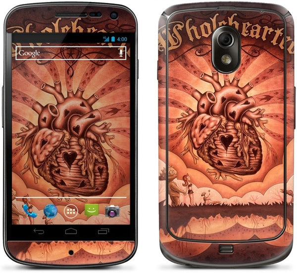 Wholehearted Samsung Skin