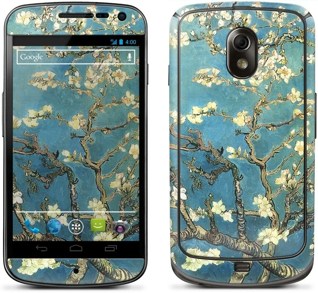 Almond Branches in Bloom Samsung Skin