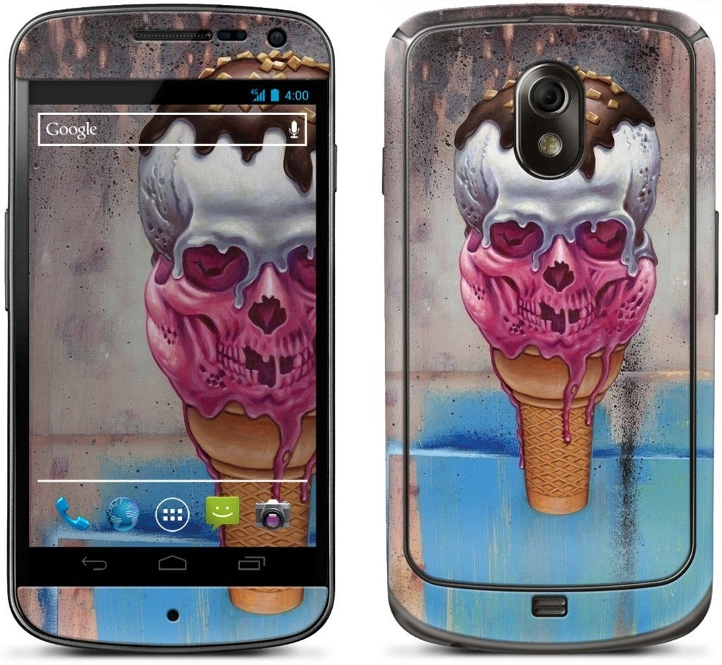 I Scream Samsung Skin