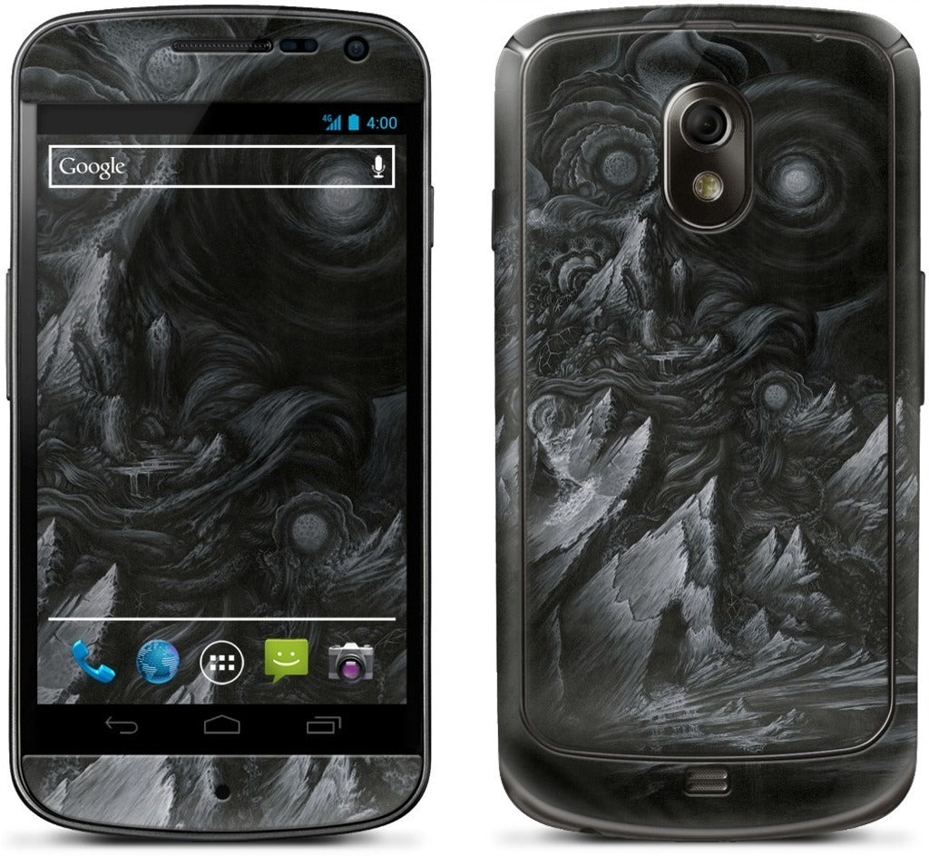 Moving Mountains Samsung Skin