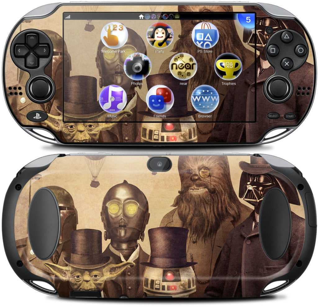 Edwardian Wars PlayStation Skin
