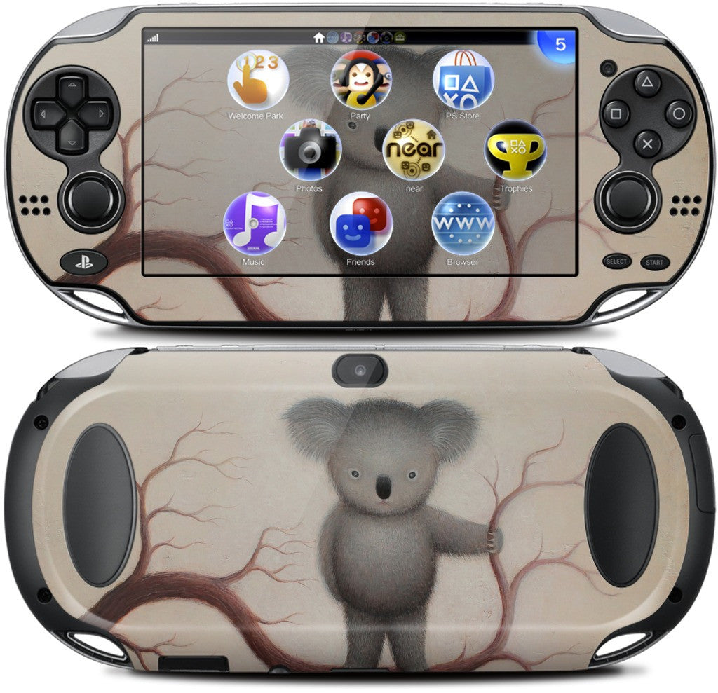 Koala PlayStation Skin