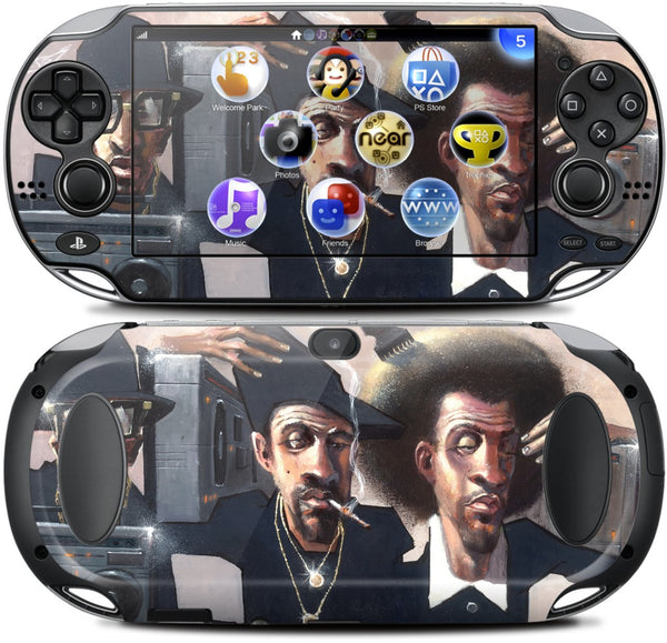Back In The Day PlayStation Skin