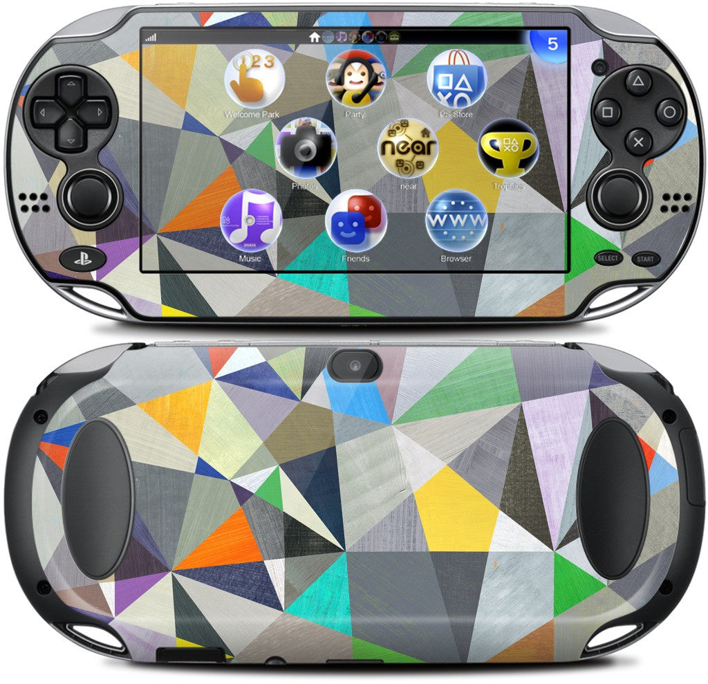 Seeing Stars PlayStation Skin