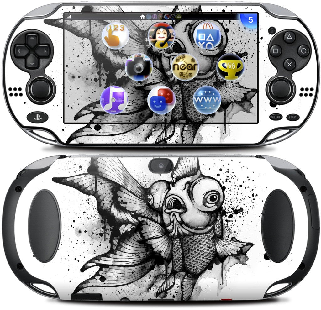 Fantail PlayStation Skin