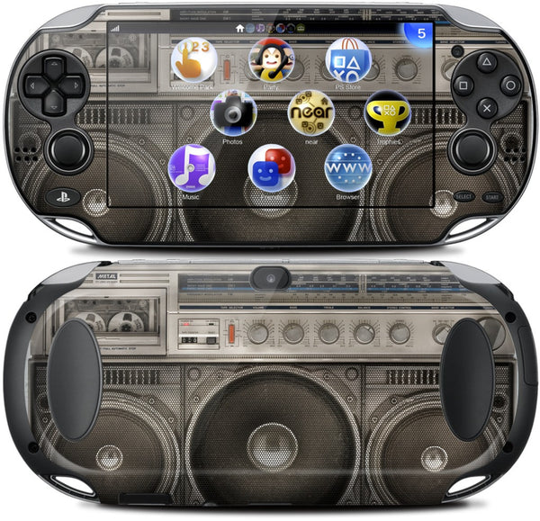 Boombox PlayStation Skin