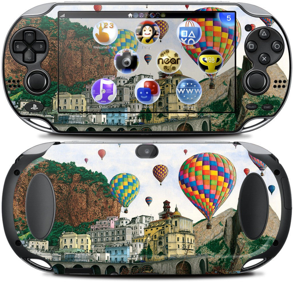 Dreamland PlayStation Skin