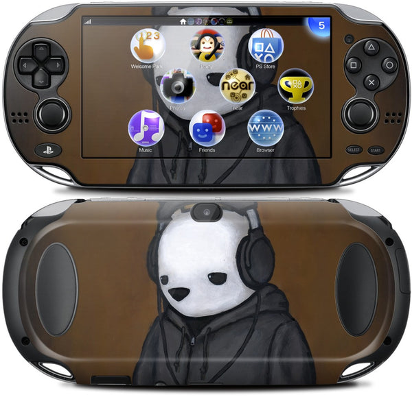 Headphones PlayStation Skin