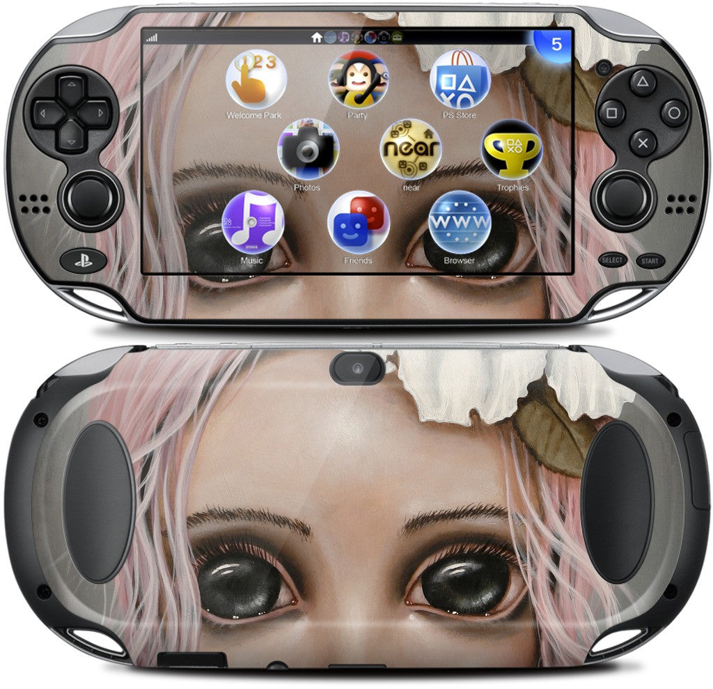 Eloise PlayStation Skin