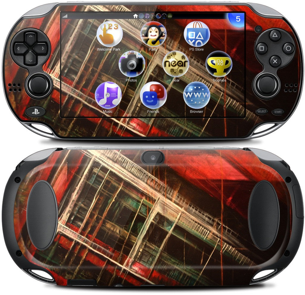Dwelling PlayStation Skin