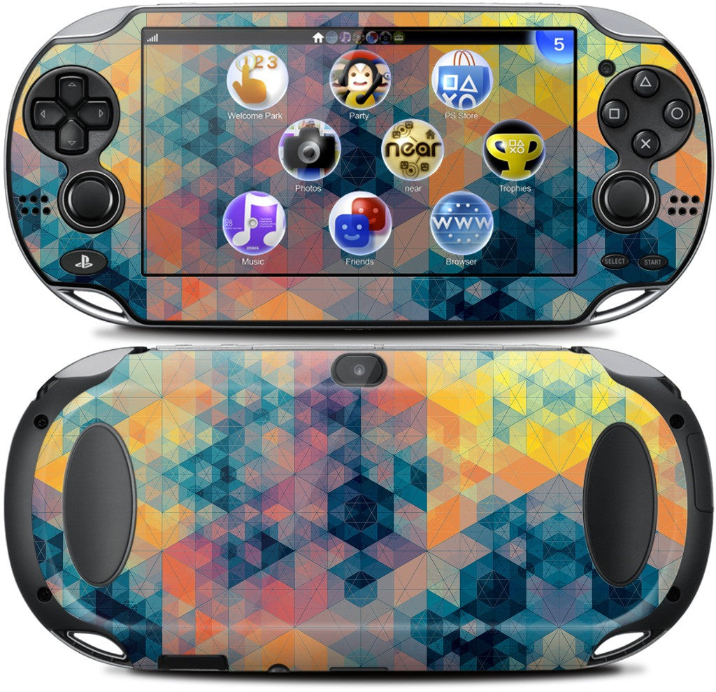 Hexad PlayStation Skin
