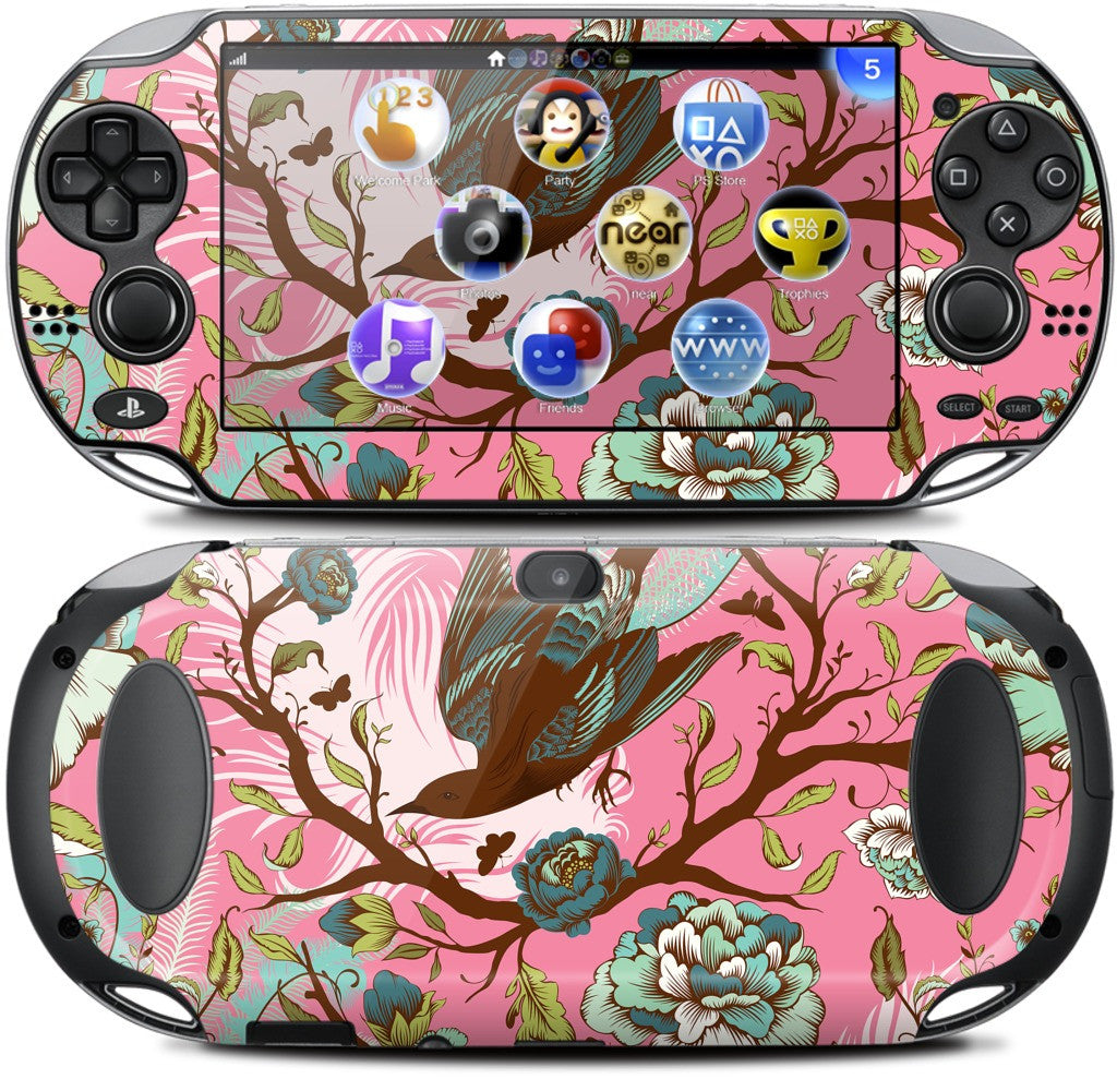 Tail Feathers PlayStation Skin