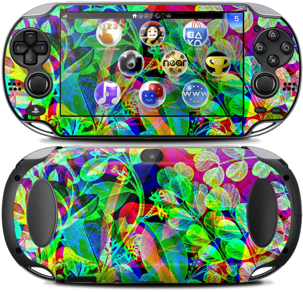 Selva Black PlayStation Skin