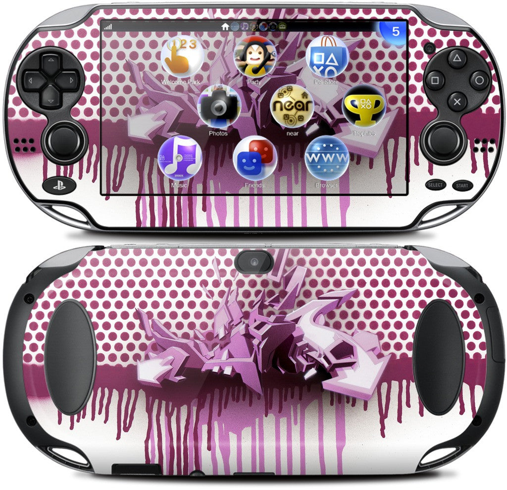 Fancy Drips PlayStation Skin