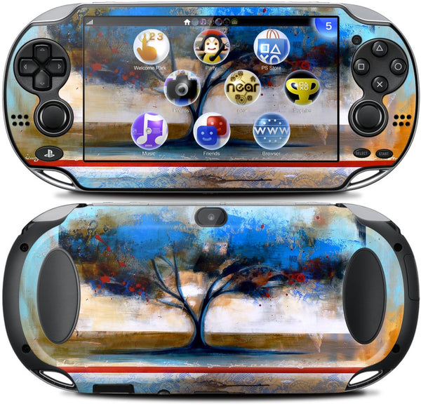 Rooted In Earth PlayStation Skin