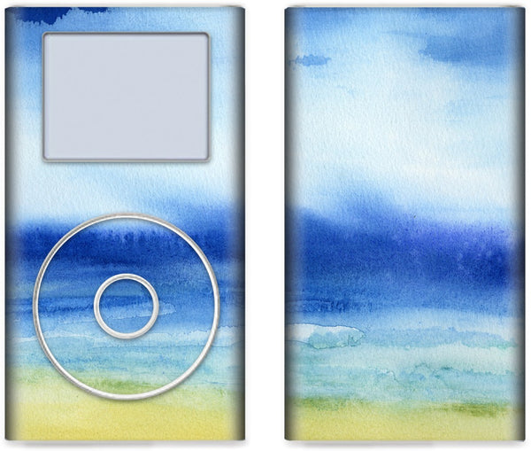 The Sea Is My Church iPod Skin