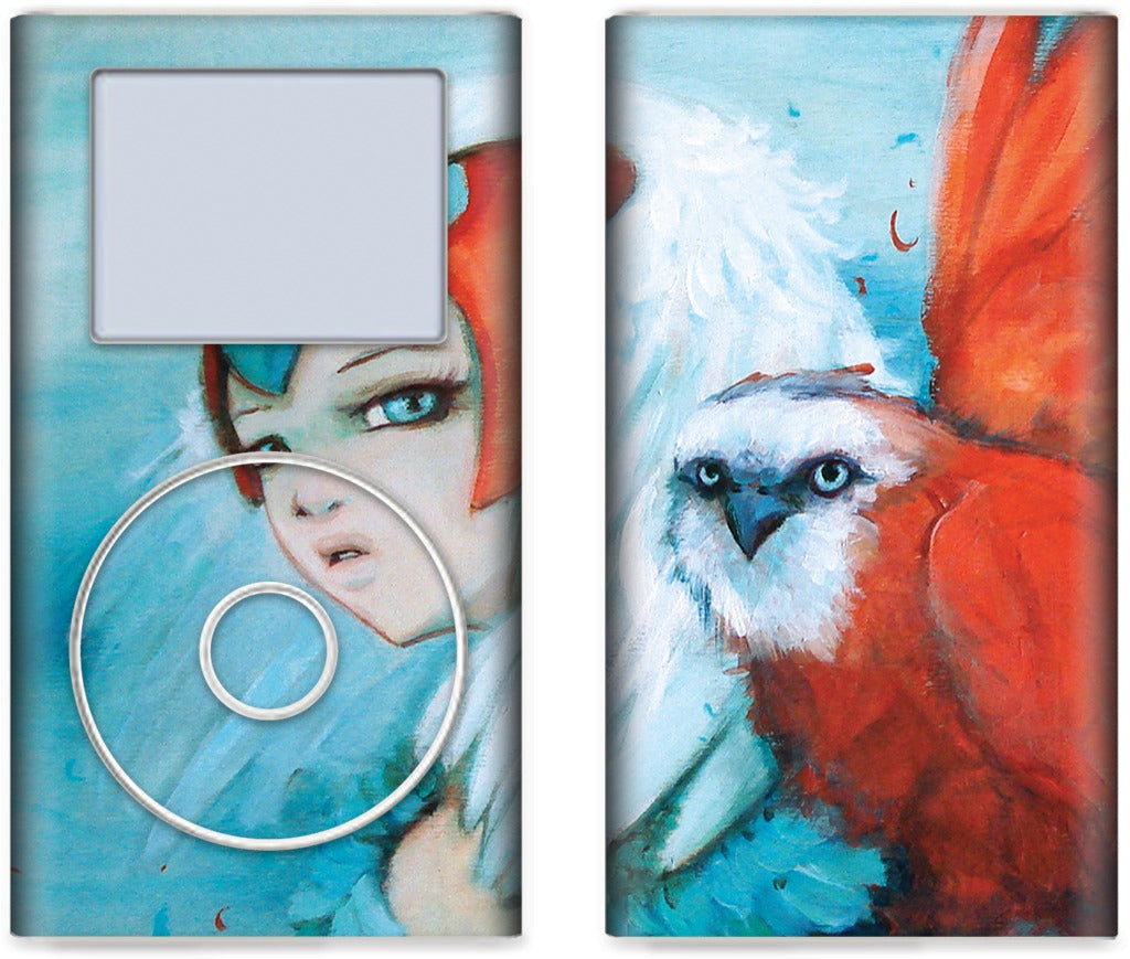 The Sorceress iPod Skin