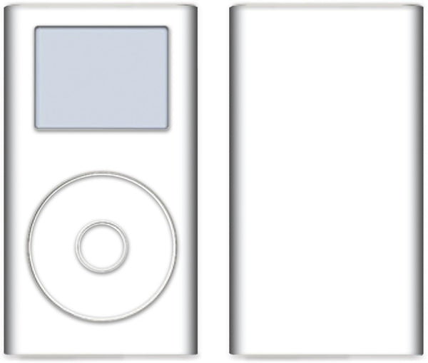 Here Comes the Weekend iPod Skin