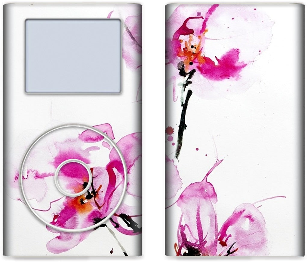 Orchids I iPod Skin