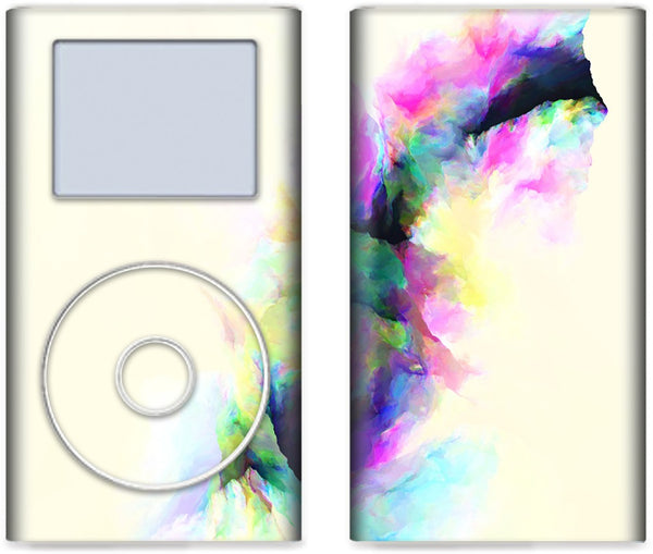 Fire Flower iPod Skin
