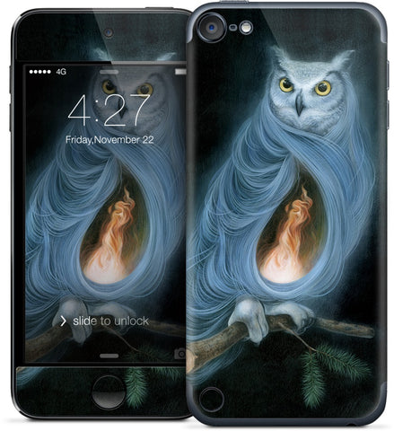 The Owls Are Not What They Seem iPod Skin