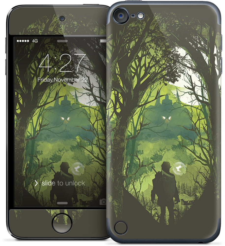 It's Dangerous to go Alone iPod Skin