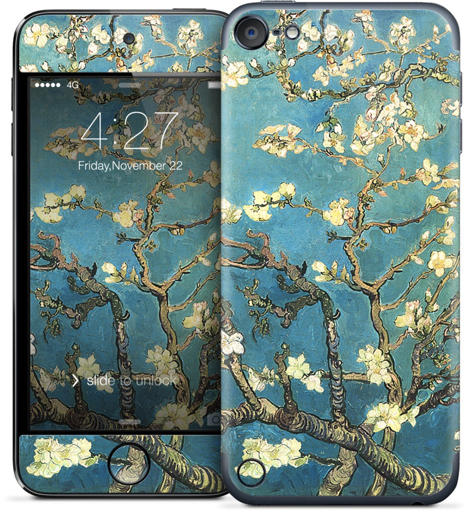 Almond Branches in Bloom iPod Skin