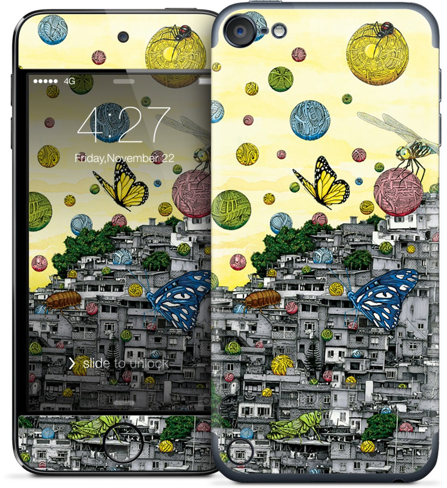 Symphony of Perception iPod Skin