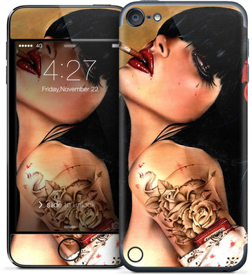 Hang-Over iPod Skin
