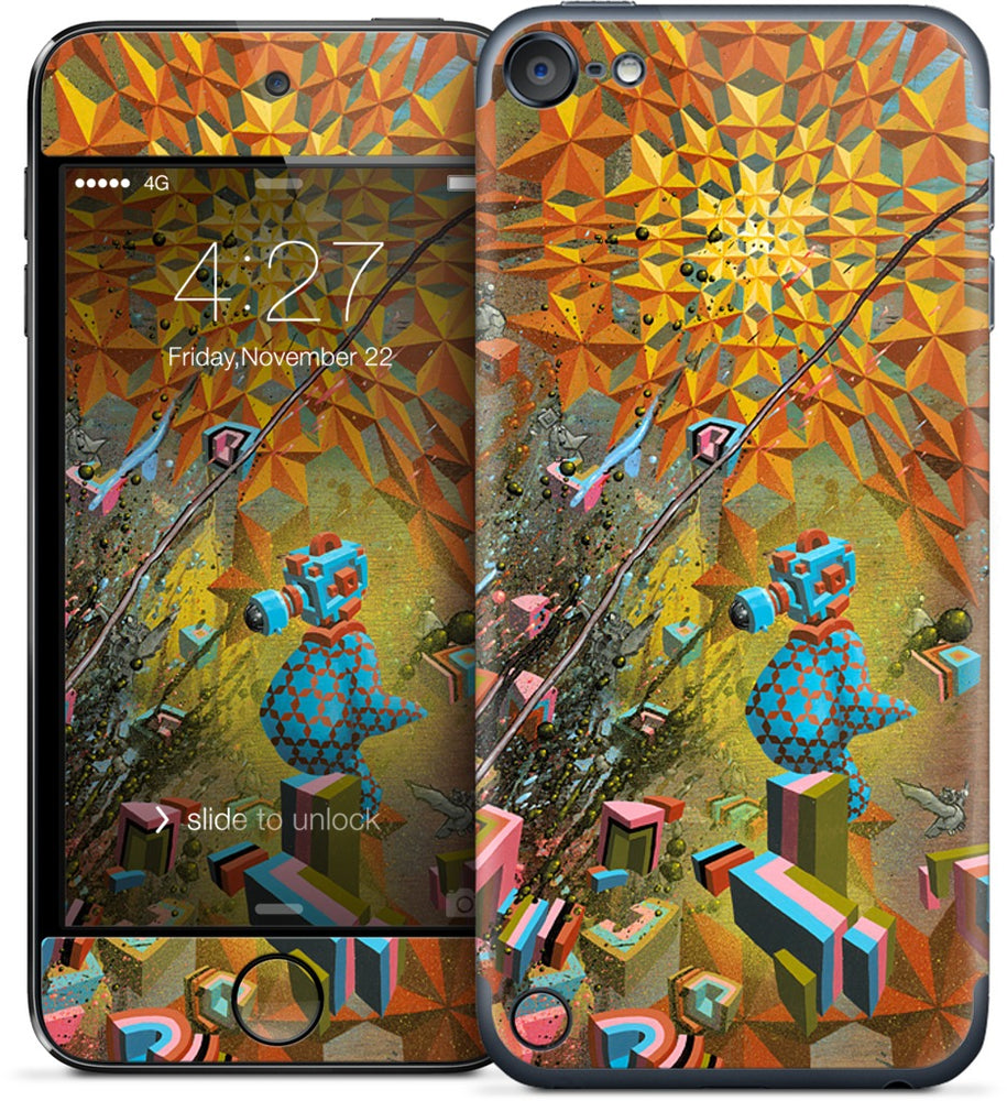 Bird Brother iPod Skin
