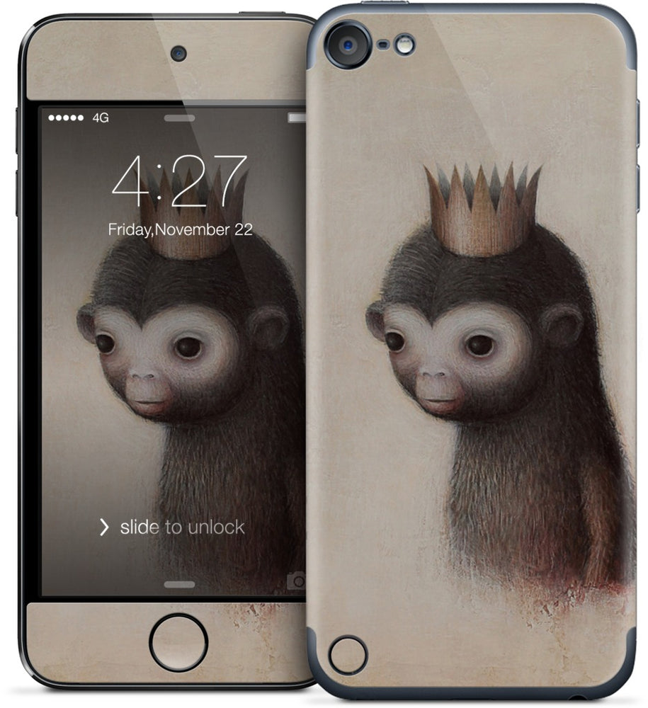 King Monkey iPod Skin