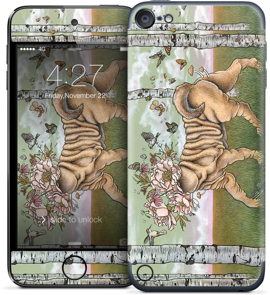Happy Trails iPod Skin