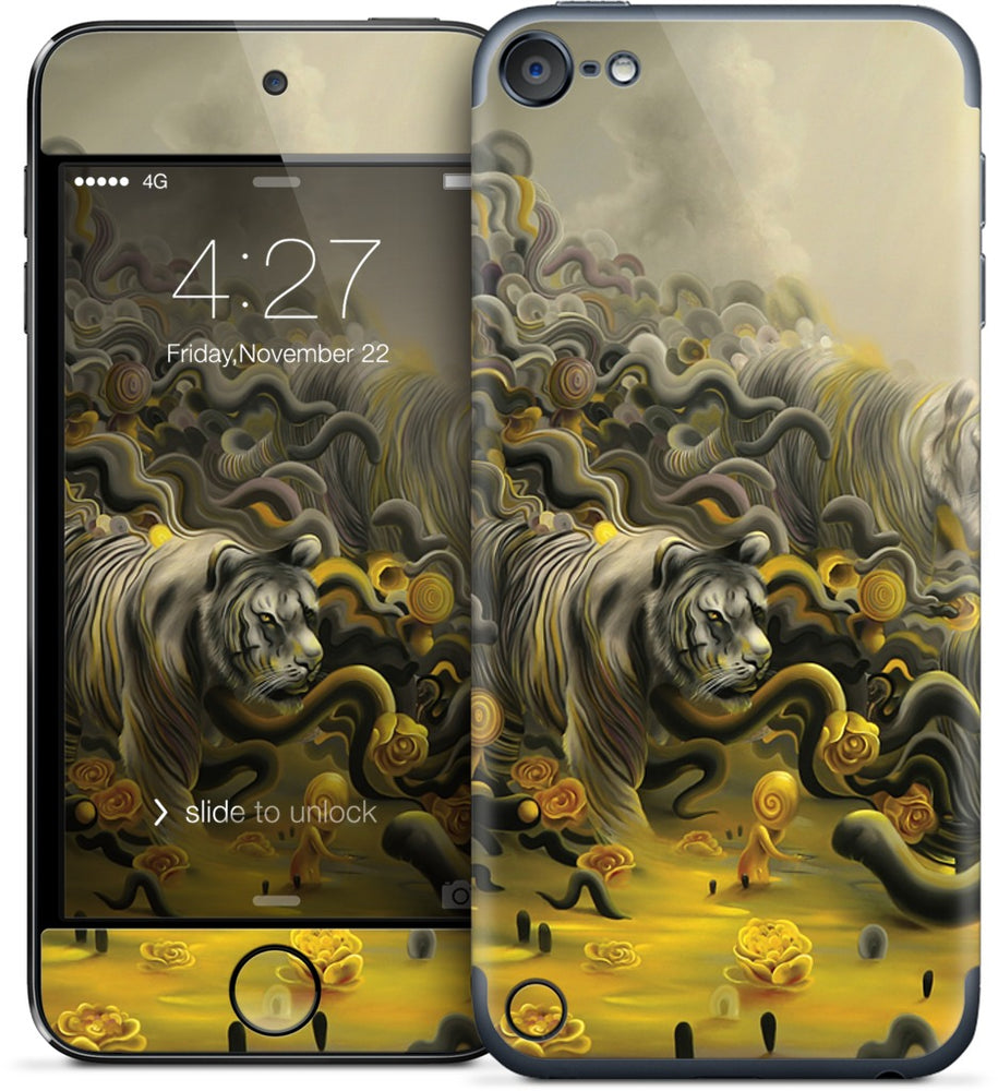 Enki's Gold iPod Skin