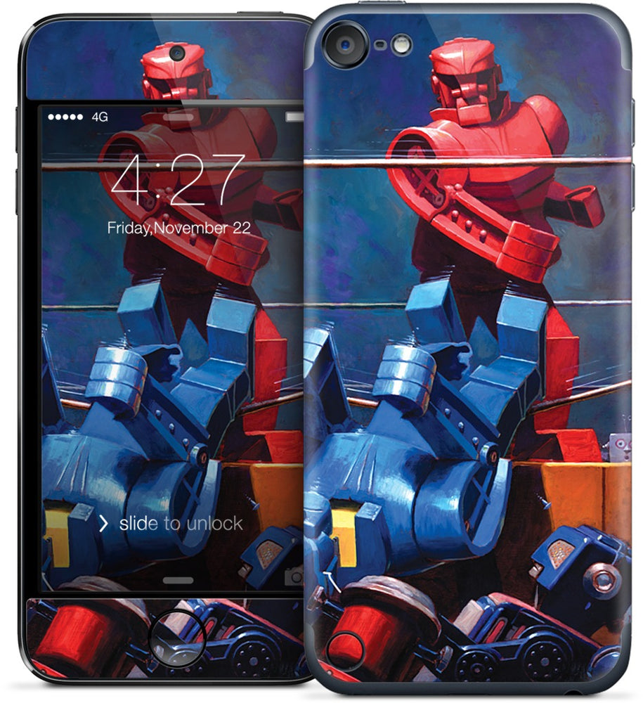 The Final Blow iPod Skin