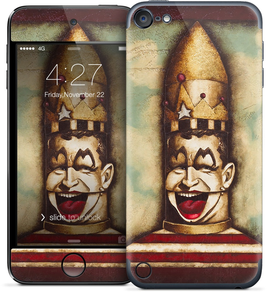 I'm The King Of The World iPod Skin