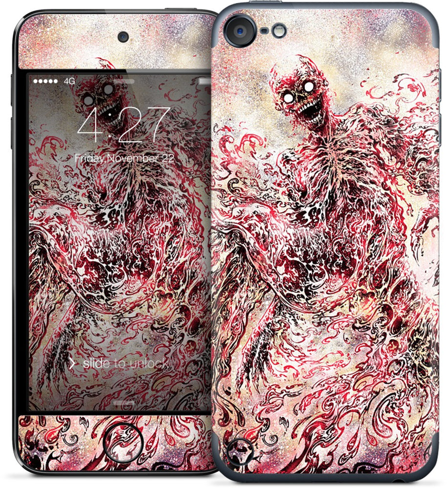 Cannibal Corpse iPod Skin